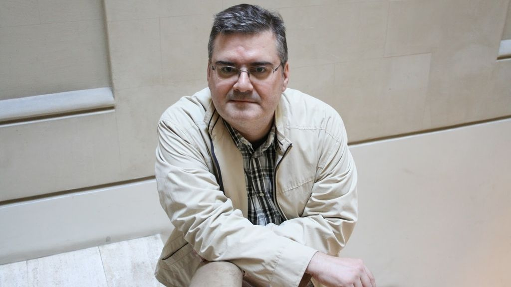 Sergi Pàmies, X Premio de Periodismo Manuel Vázquez Montalbán