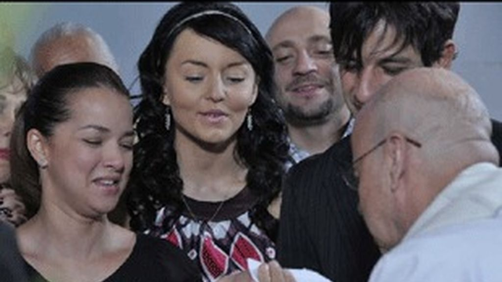 Fotograma de 'Alma de hierro', telenovela de Televisa que emite Univisión.