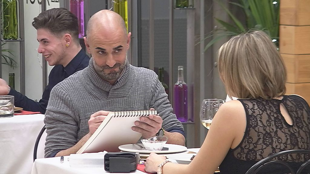 'First dates' tuiteros