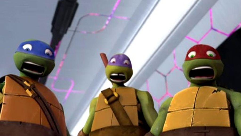 'Las tortugas ninja' vuelven a Nickelodeon