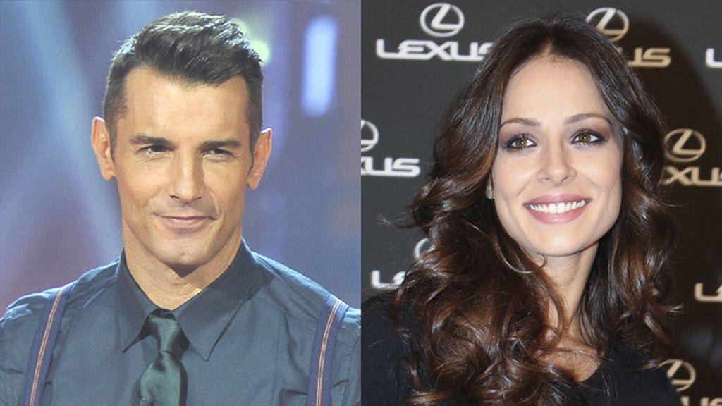 Jesús Vázquez y Eva González, los más deseados del 2013