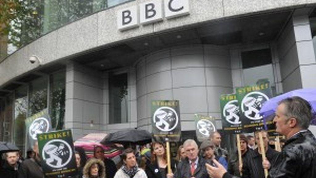 huelga bbc