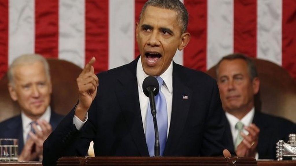 'Mad men', en el discurso de Obama sobre el Estado de la Unión