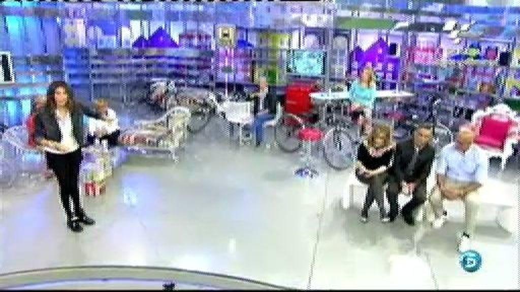 Paz Padilla recuerda las virtudes de la bicicleta