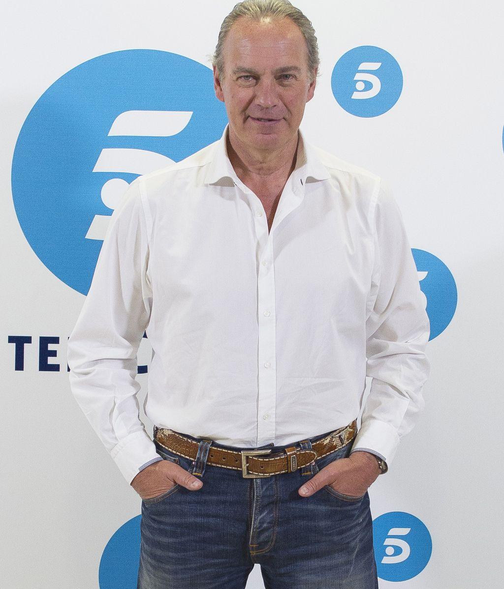 Bertín Osborne llega a Telecinco