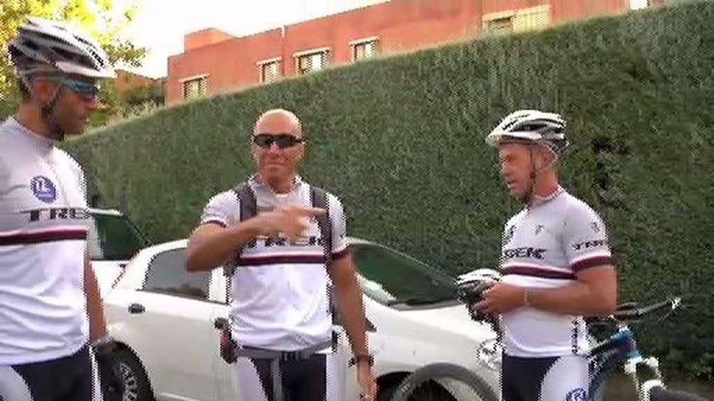 Te presentamos al equipo Mediaset España, para la Powerade Madrid-Lisboa