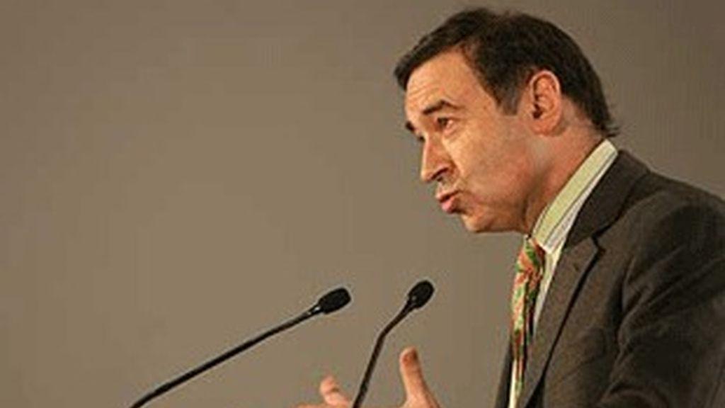 Pedro J. Ramírez, director del diario 'El Mundo'.