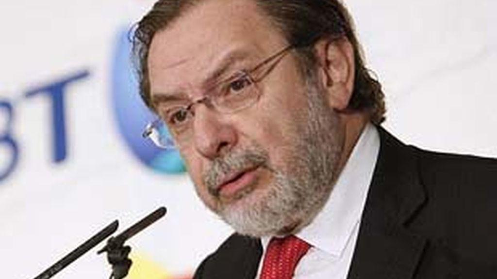 El consejero delegado de Prisa, Juan Luis Cebrián.