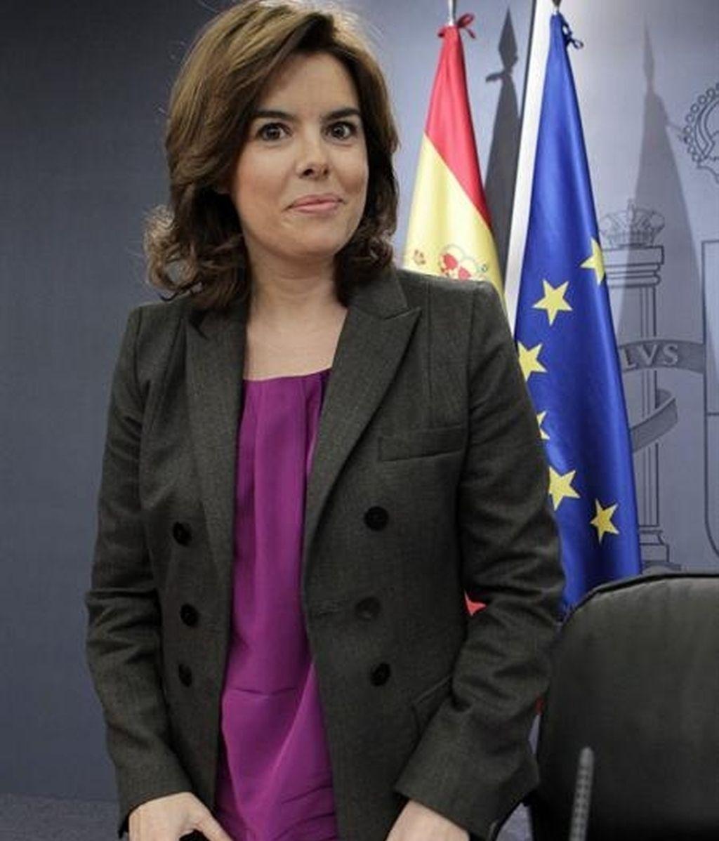 Soraya Saenz de Santamaría