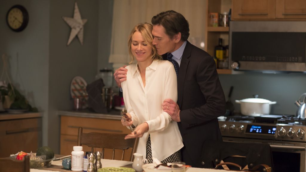 Naomi Watts (Jean Holloway) y Billy Crudup (Michael Holloway) son pareja tanto en la serie de Netflix 'Gipsy' como en la realidad