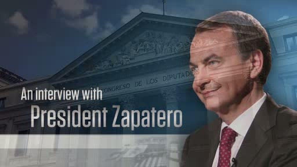 Zapatero frente a YouTube
