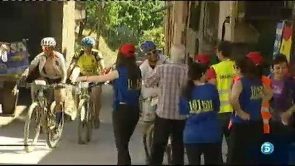 '101 Peregrinos' una competición por el Camino de Santiago, en bici o a pie