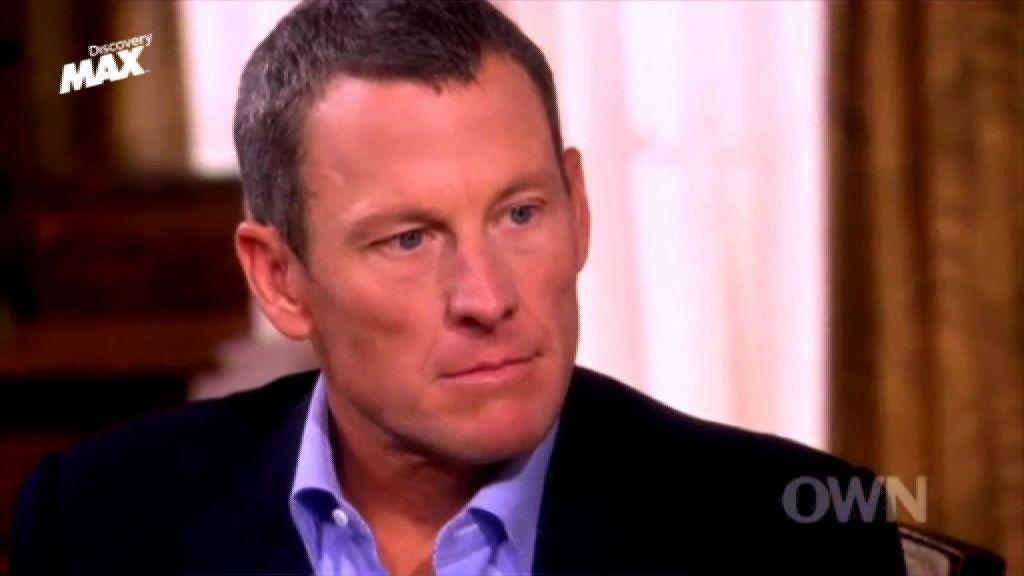 Lance Armstrong se muestra tal y como es ante Oprah