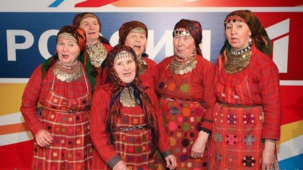Abuelas rusas Eurovisión