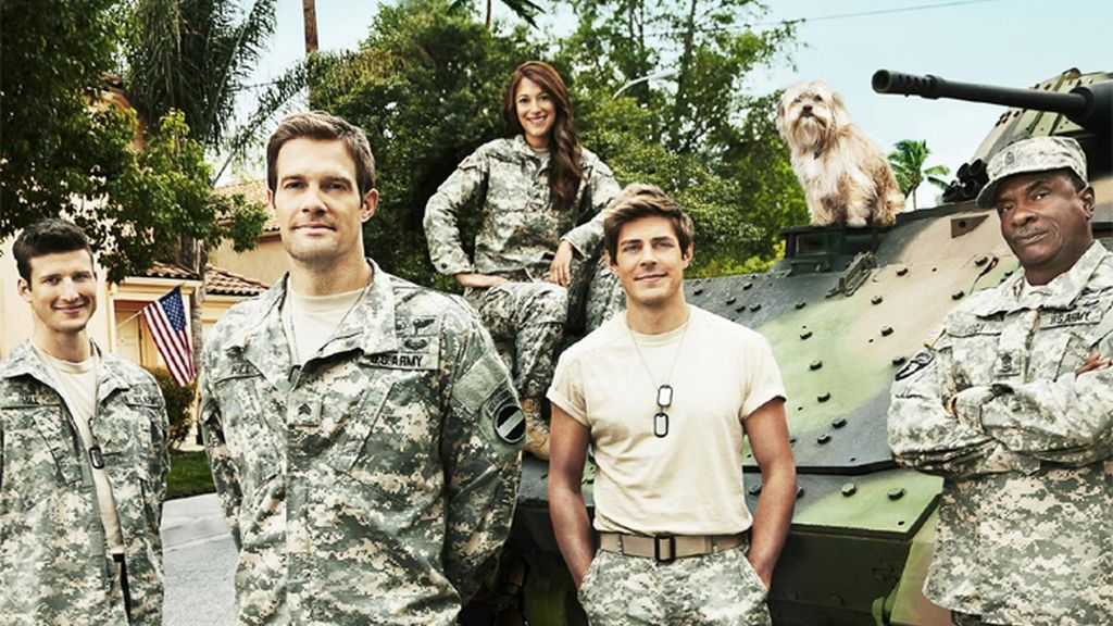 Todos firmes con 'Enlisted', en Fox