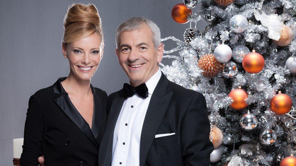 Paula Vázquez y Carlos Sobera darán las campanadas en Antena 3