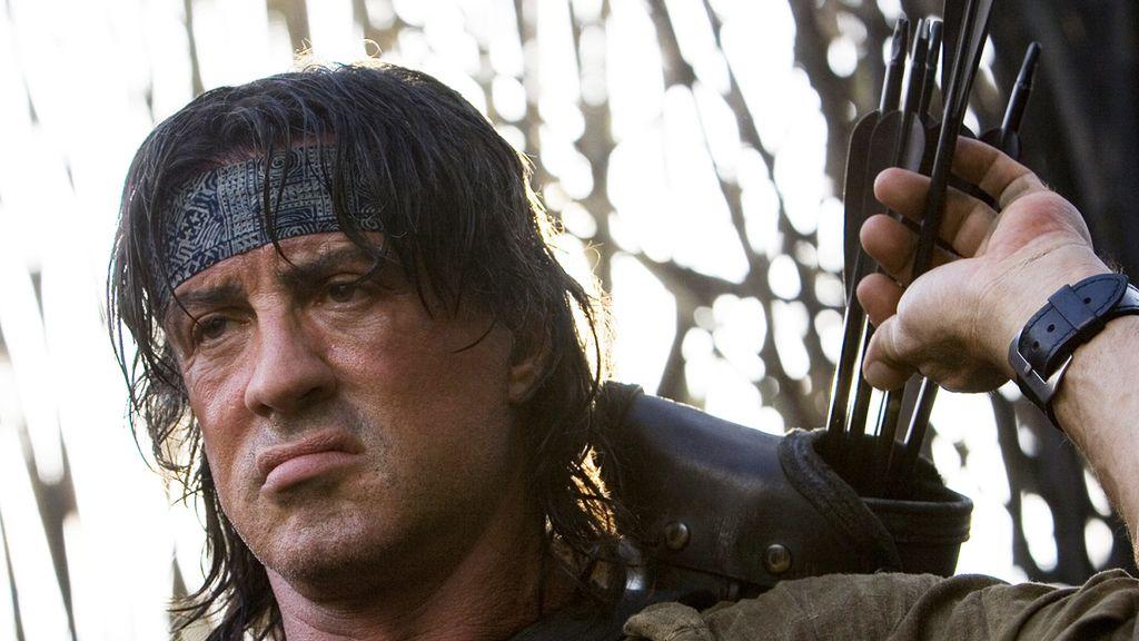 Sylvester Stallone, John Rambo