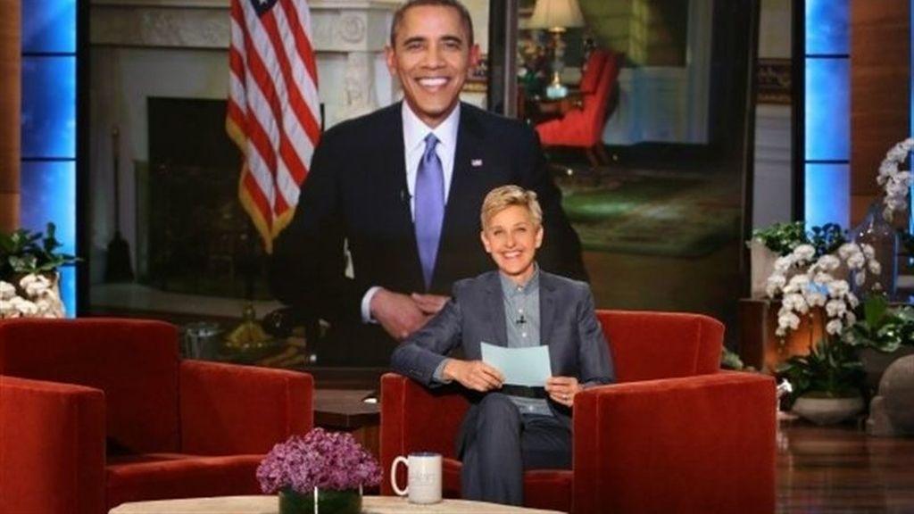 """El 'selfie' de los Óscar es """"un truco barato"""", según Obama"""