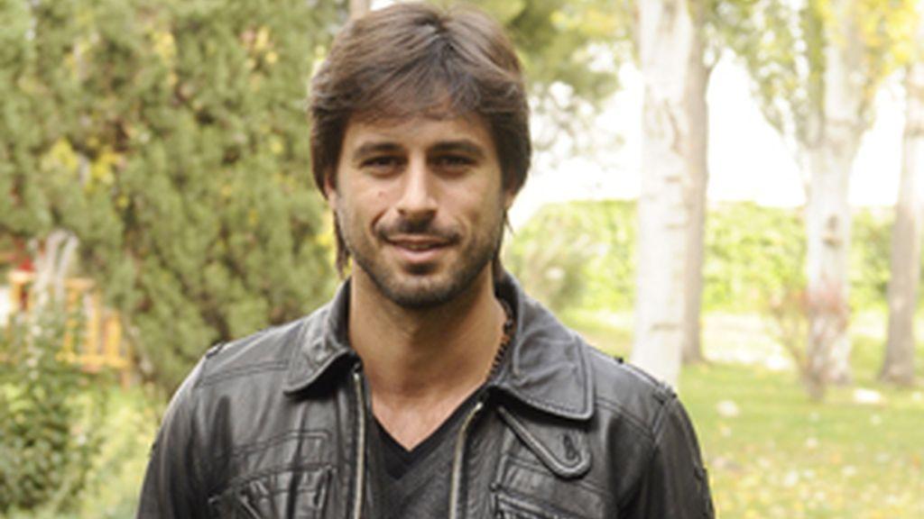 Hugo Silva.