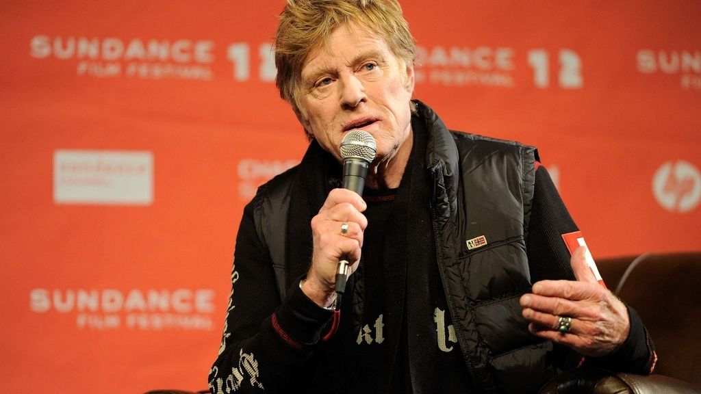 Robert Redford Sundance Channel
