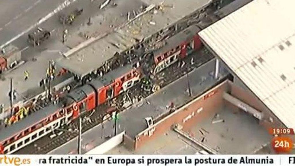 """RTVE niega """"intencionalidad"""" al relacionar a ETA con el 11-M"""
