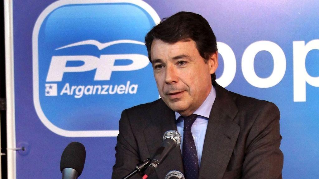 Ignacio González, PP de Madrid