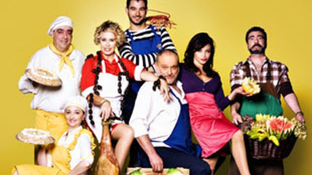 'A ver si llego', la nueva comedia de Telecinco.