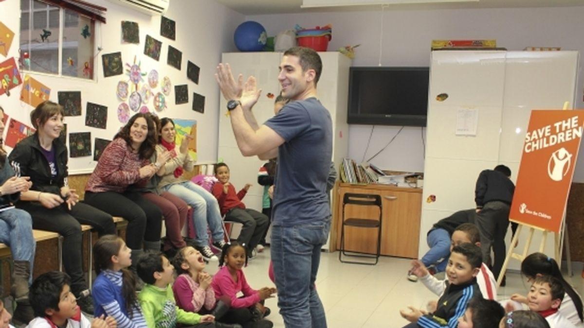Miguel Ángel Silvestre Save the Children