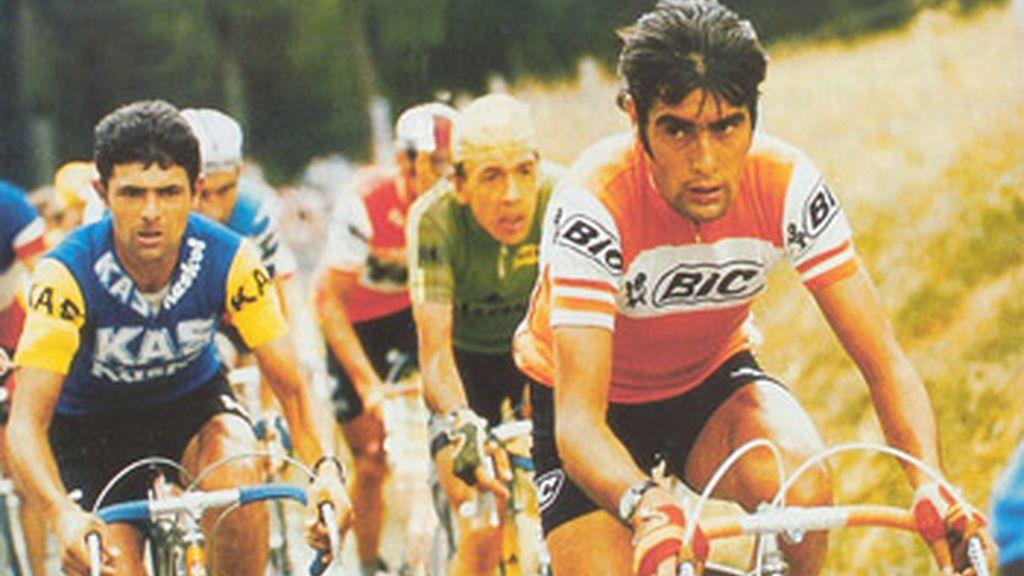 Luis Ocaña, el héroe trágico, en 'Informe Robinson'