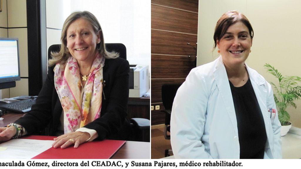 CEADAC Inma y Susana
