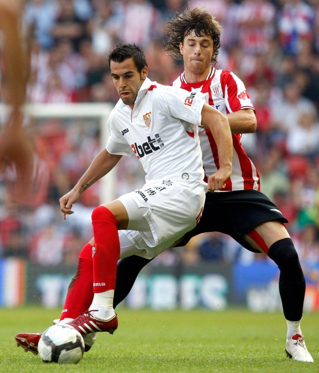 Partido entre Sevilla y Athletic Bilbao