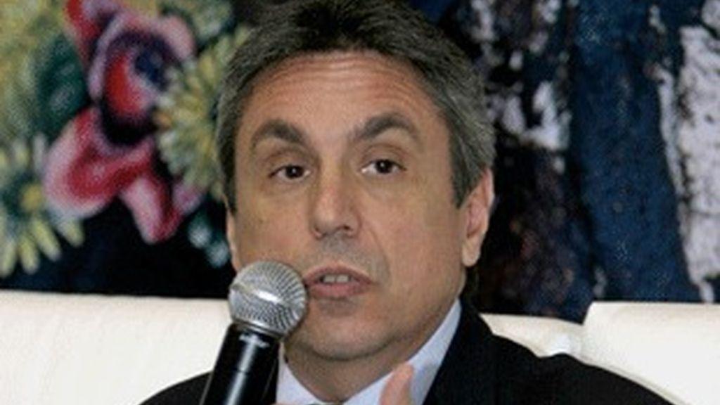 El presidente del Consell de l'Audiovisual de Catalunya (CAC), Josep Maria Carbonell.