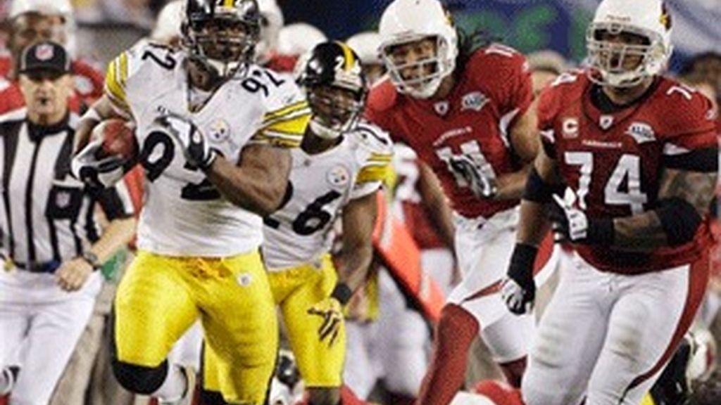 Super Bowl de 2009.