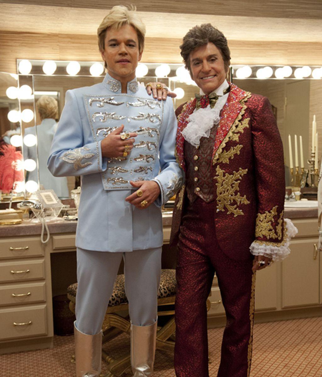 Michael Douglas y Matt Damon interpretan al virtuoso pianista y a su amante en esta película de HBO