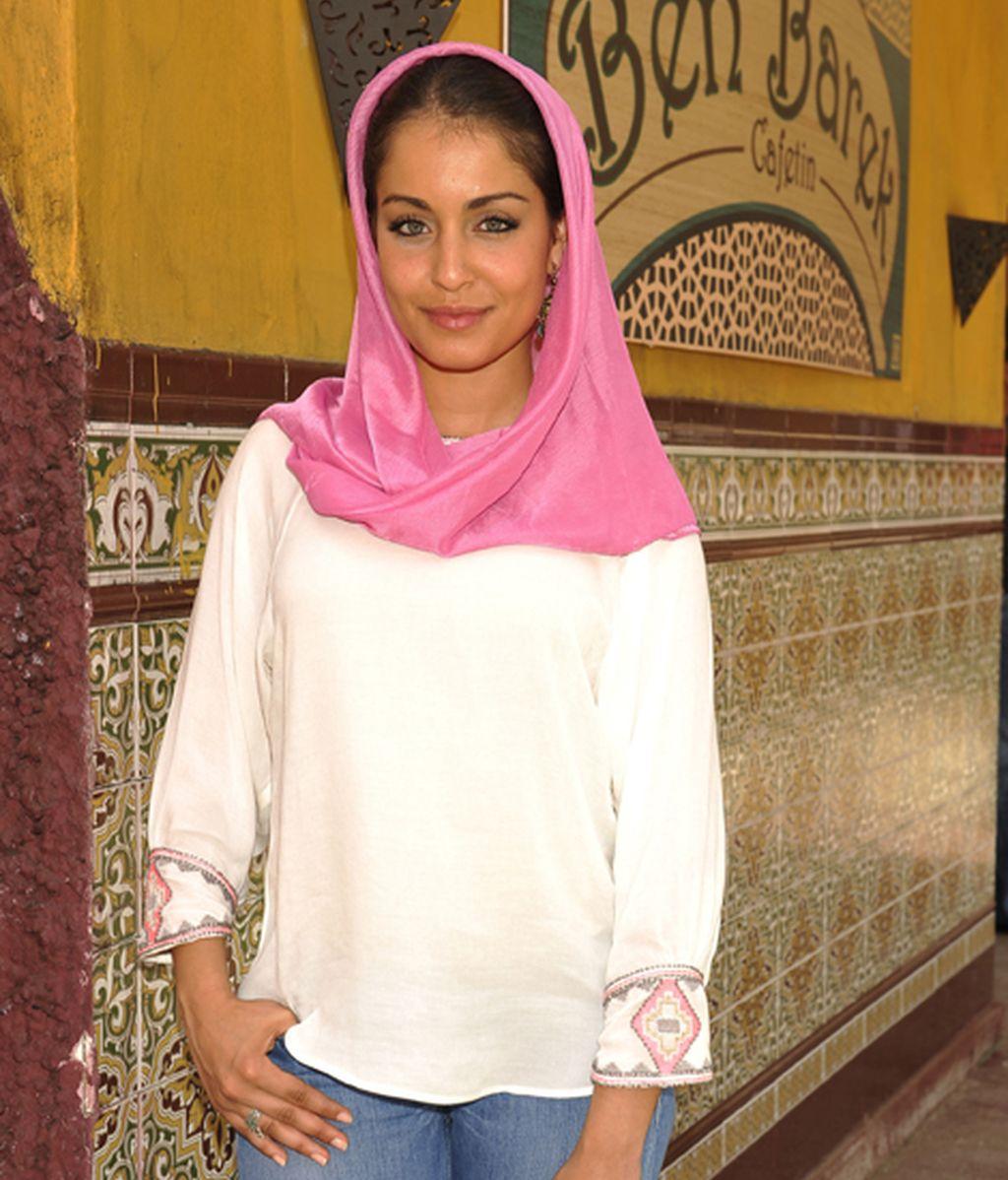Hiba Abouk es Fátima Ben Barek, el nexo entre dos mundos