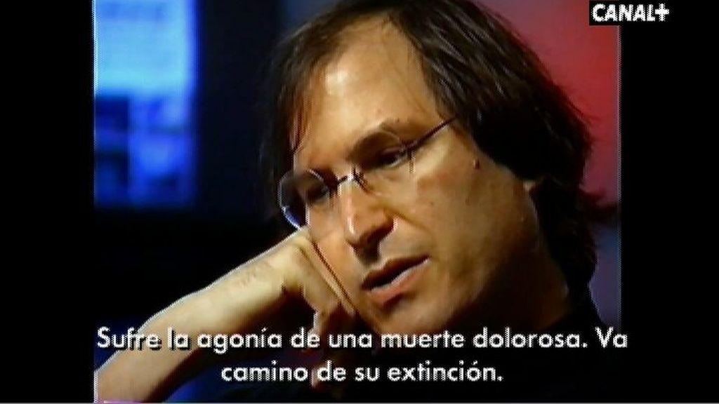 """""""Apple está agonizando. Va camino de su extinción"""""""