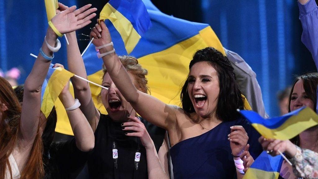 Jamala, Eurovisión