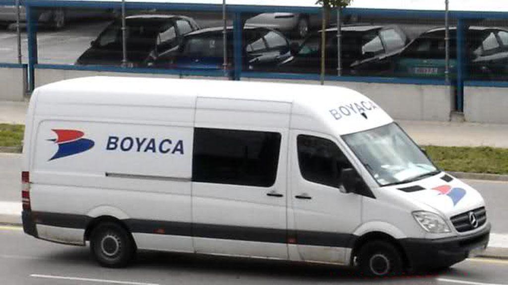 Furgoneta Boyaca