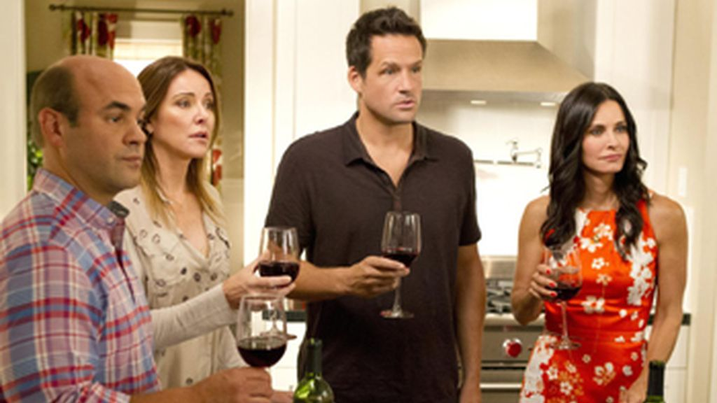 Jules y Grayson, recién casados, vuelven a Cosmopolitan