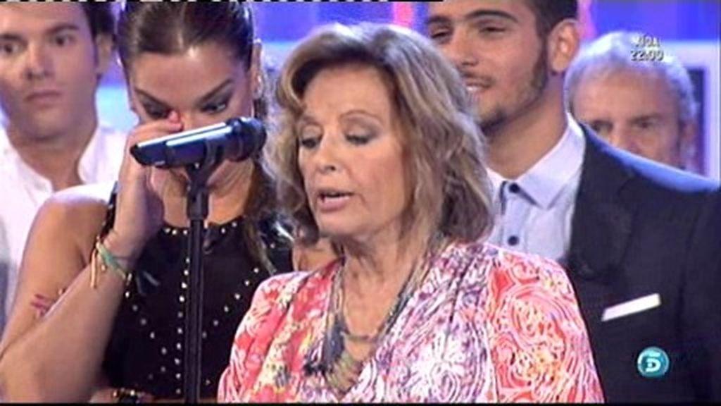 Maria Teresa Campos anuncia el inicio de la campaña 'Vencer el ictus'