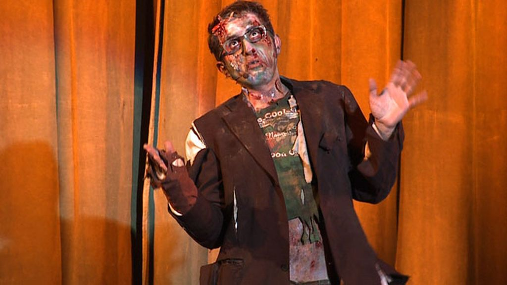 Los 'zombis' de Berto, en TNT