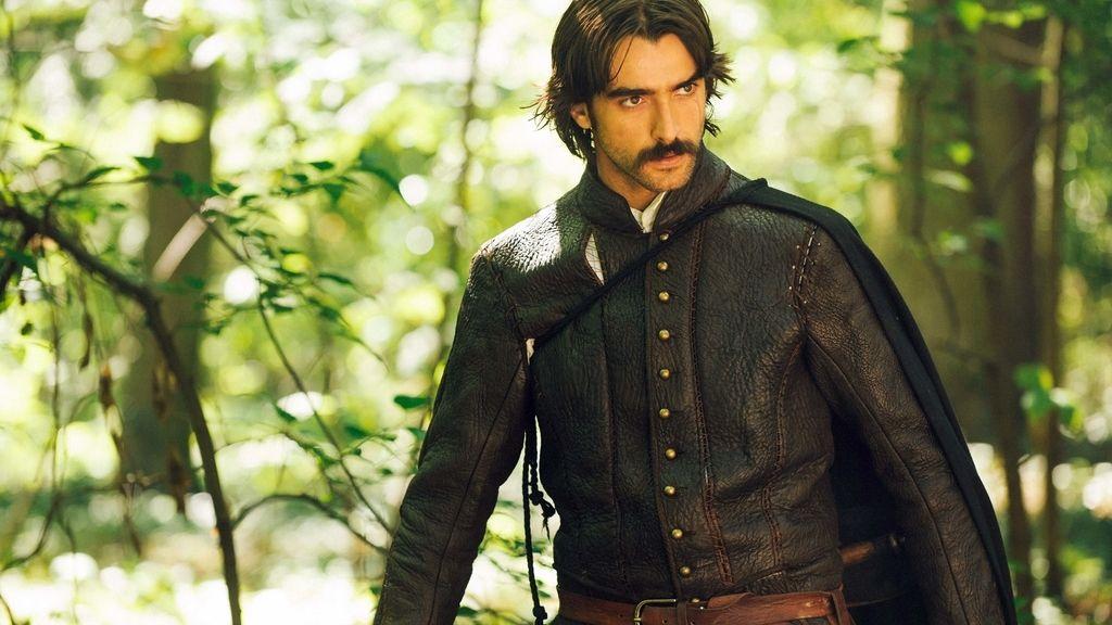 Aitor Luna encarna a Alatriste en esta ficción ambientada en la España del Siglo de Oro