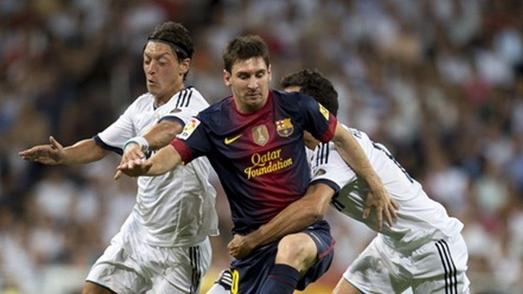 El Real Madrid demanda a TV-3 por comparar a sus jugadores con hienas