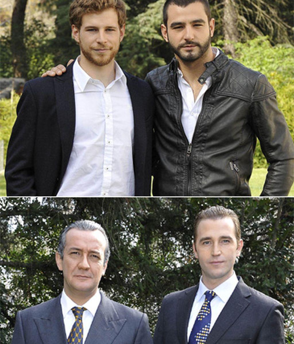 'Hermanos' & 'El Rey'