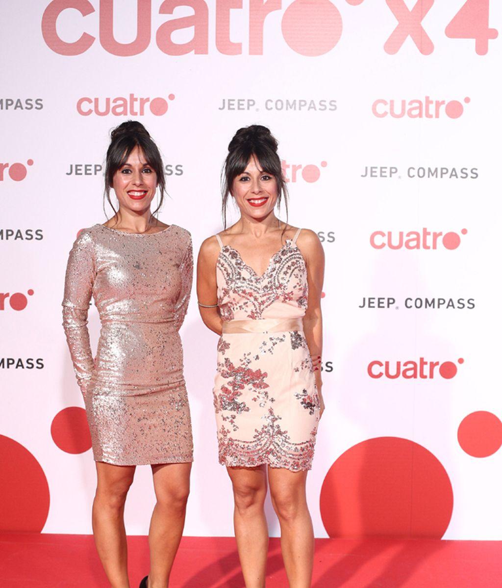Cristina y Marisa Zapata