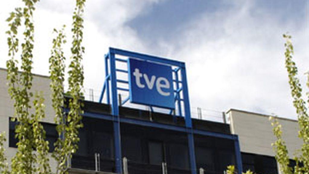 Estudios de RTVe de Prado del Rey (Madrid).
