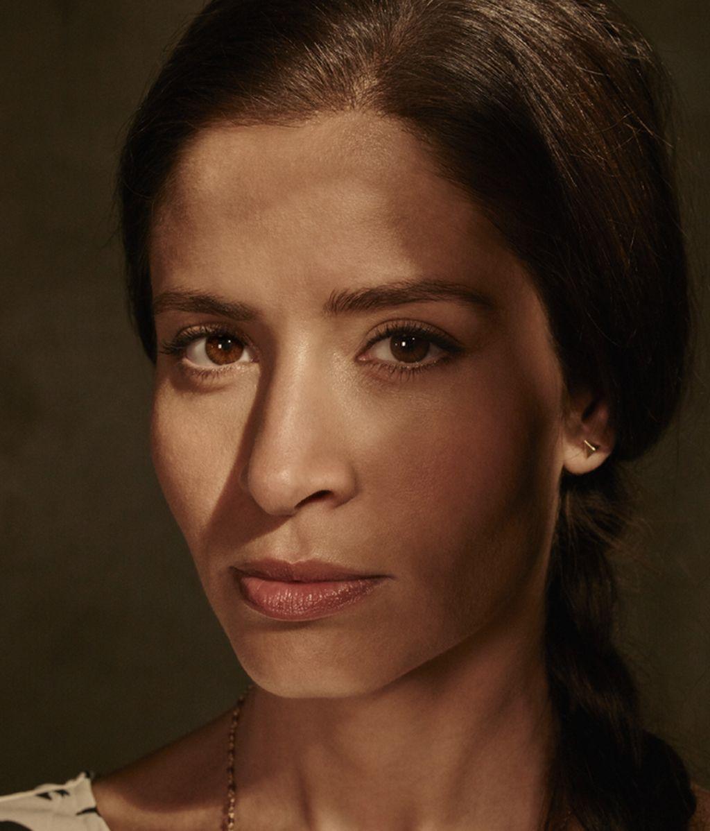 Mercedes Mason es Ofelia Salazar