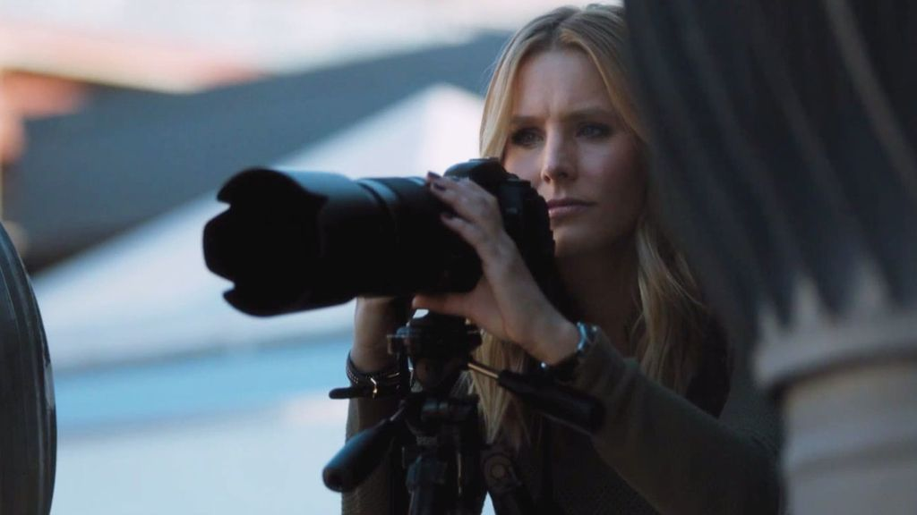 'Veronica Mars' regresa a Neptune para ayudar a Logan, acusado de asesinato