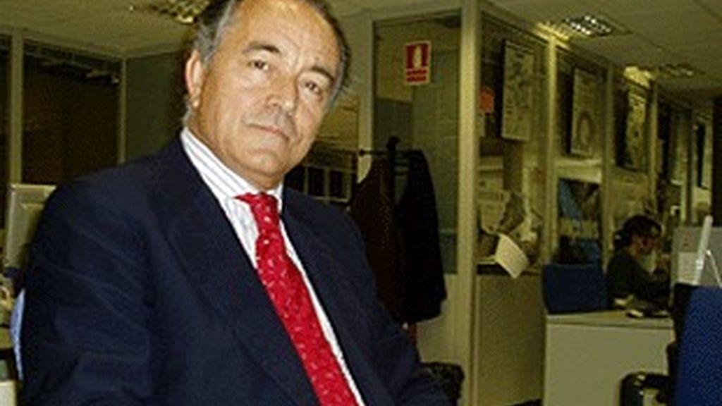 Jesús Banegas, presidente de AETIC.