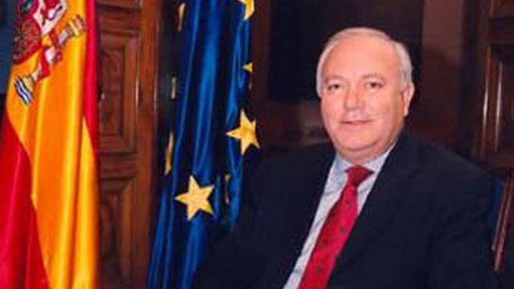 Miguel Ángel Moratinos, ministro de Asuntos Exteriores y Cooperación.